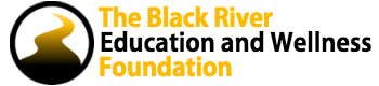 The Black River Education and Wellness Foundation Logo